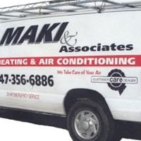 Maki and Associates Heating & Air Conditioning, Inc.