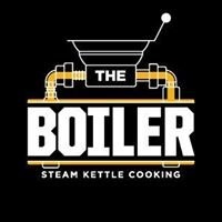 The Boiler Steam Kettle Cooking