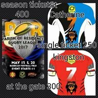 Portmore Eliminators Rugby League and RU