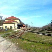 Stazione di Cuneo Gesso