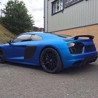Window Tinting Huddersfield, Diamond Cut Alloy Wheels, Vehicle Wrapping