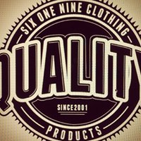 SixOneNine Clothing