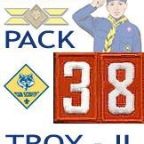 Cub Scout Pack 38 - Troy, Illinois