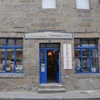 Boutique de laine Bergère de France et de tissage main à Quintin, Bretagne