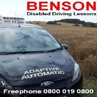 Disabled Driving Lessons