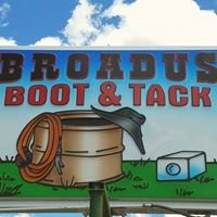 Broadus Boot and Tack