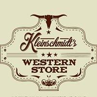 Kleinschmidt's Western Store