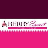 Berry Sweet Frozen Yogurt