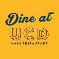 Dine at UCD Main Restaurant