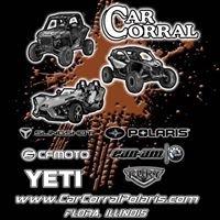 Car Corral Polaris Can-Am