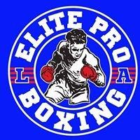 Elite Pro Boxing