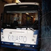 Kirjastoauto Jyväskylä