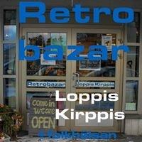 Folkhälsans Loppis och Retro Bazar