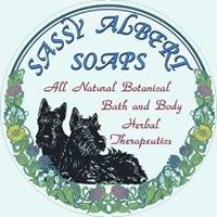 Sassy Albert Soap