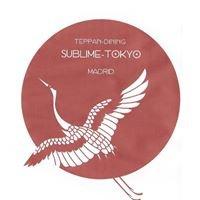SUBLIME TOKYO MADRID