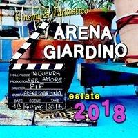 ARENA GIARDINO Riposto Cinema&Fantastico