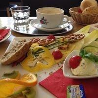 Café vor Ort