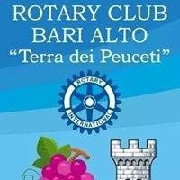 "Rotary Club Bari Alto ""Terra dei Peuceti"""