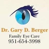 Dr. Gary D Berger, O.D.
