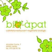 Bioàpat Cafeteria-restaurant Vegetarià Biològic
