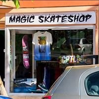 Magic skateshop
