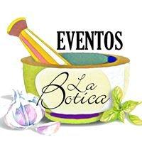 Eventos La Botica