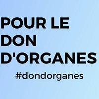 Pour le Don D'organes