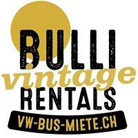 Bulli Vintage Rentals