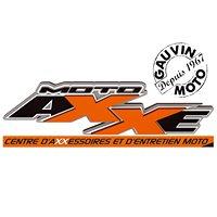MotoAxxe Gauvin Moto