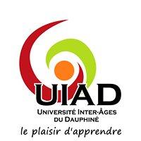 Cliquez ici: Université Inter Ages du Dauphiné- uiad