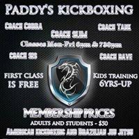 Paddy's Kickboxing Club