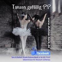 Tanz & Ballett-Studio Duhme-Bock
