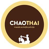 Tajska masaža Chaothai