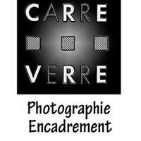 Carre Verre photographie encadrement