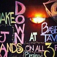 Shakedown at The Basement Tavern