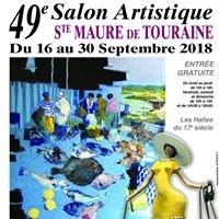Salon Artistique de Sainte Maure de Touraine