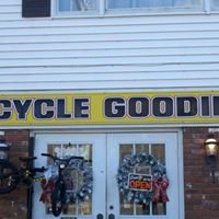 The Bicycle Goodie Shop