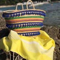 Les Alizés import and sale of handcraft textile product
