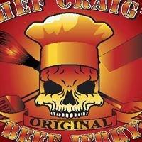 Chef Craig's Beef Jerky