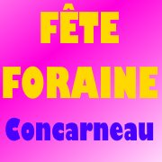 Fête Foraine de Concarneau - Foire Saint Martin