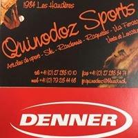 Quinodoz sports et Denner Satellite