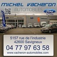 Michel Vacheron automobiles