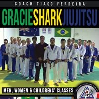 Gracie Jiu-Jitsu Tempe  Shark Team.