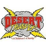 Desert Thunder, A Children's Charity