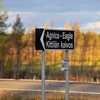 Agnico - Eagle Kittilän Kaivos