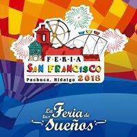Feria San Francisco Pachuca Hidalgo