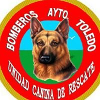 Unidad Canina de rescate Bomberos de Toledo
