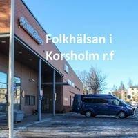 Folkhälsan I Korsholm r.f.