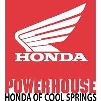 Honda of Cool Springs