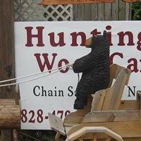 Hunting Boy Wood Carving